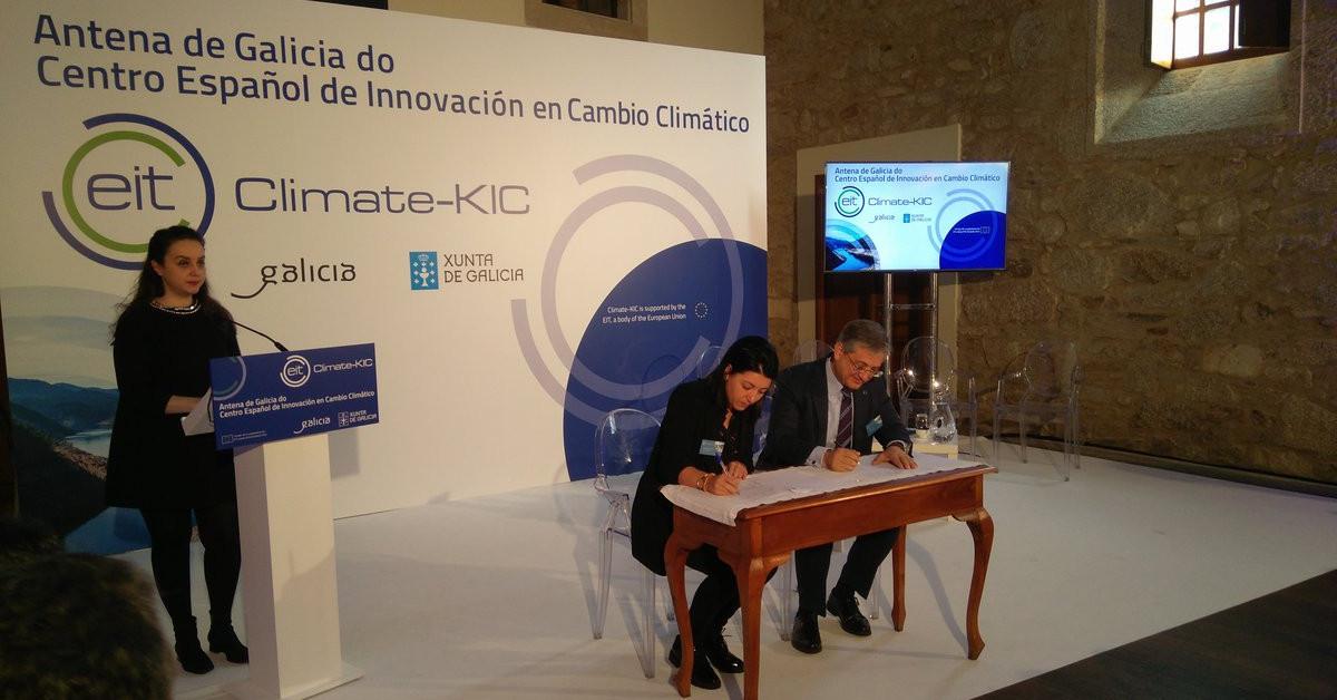 Galicia se suma a colaborar con el centro espa ol referente contra el cambio clim tico - Oficina espanola de cambio climatico ...