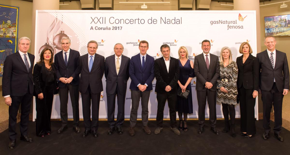 03 Seleccion XXII Concierto Navidad GNF 2017   foto Pablo Candamio