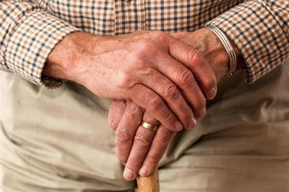 Anciano alzheimer vejez