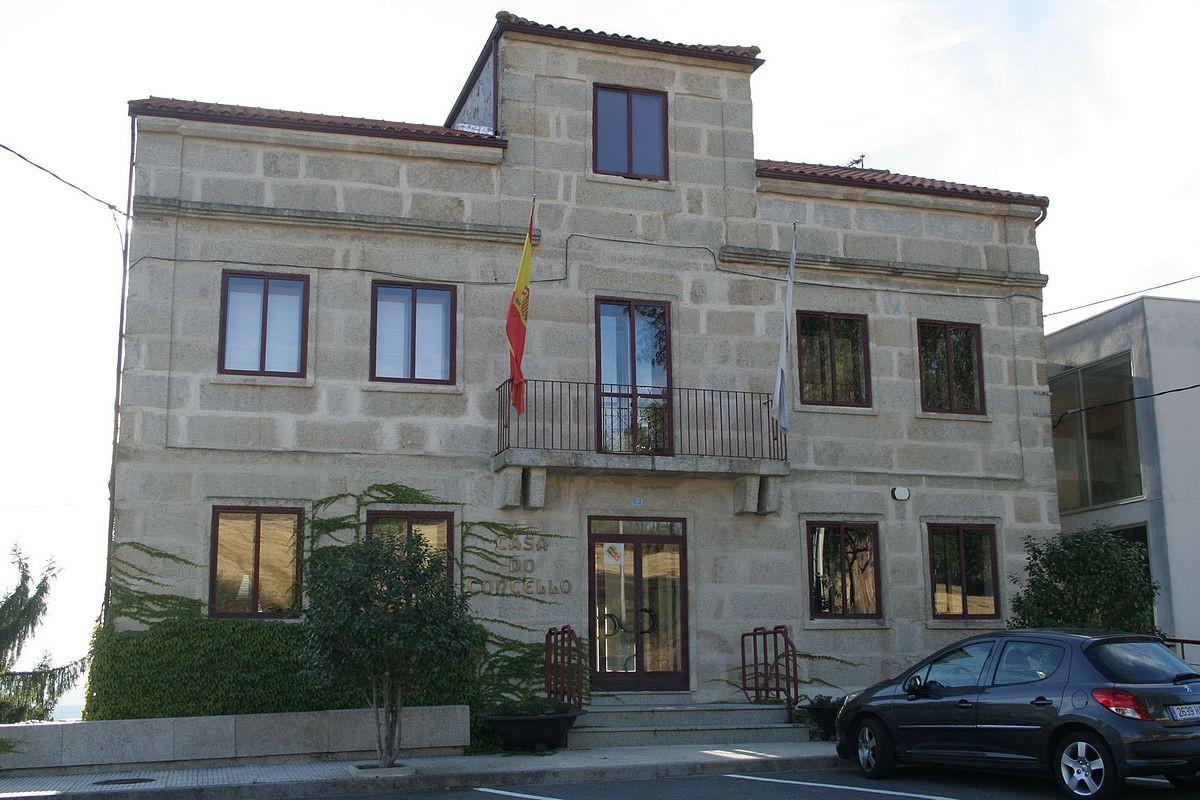 Casa do Concello da Merca