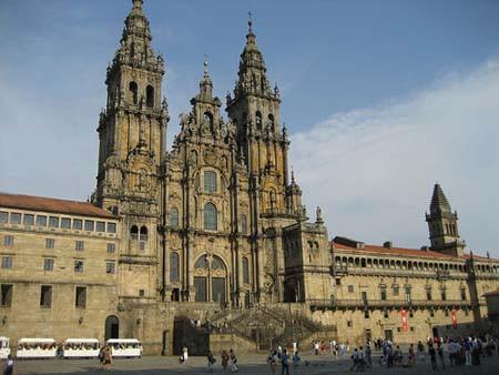 Catedral de Santiago de Compostela3