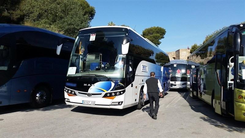 Autobusesparking