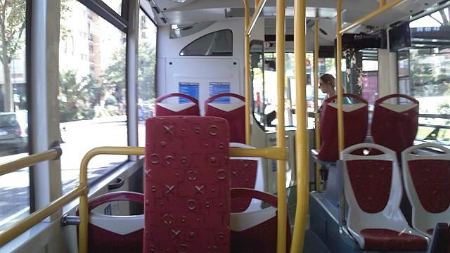 Autobusurbanointerior
