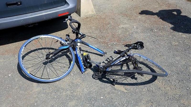 Bicicletaaccidente