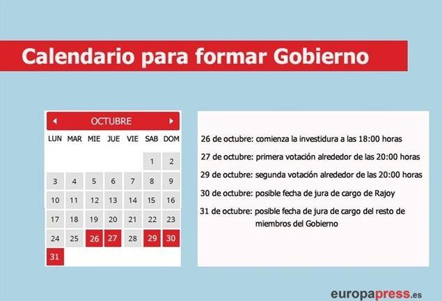 Calendariogobierno
