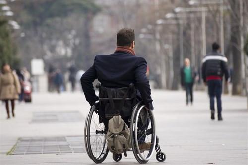 Discapacidadsilladeruedas