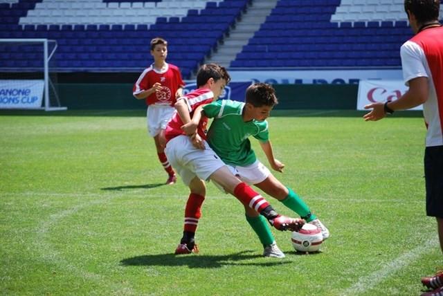 Futbolamateurjuvenilinfantil