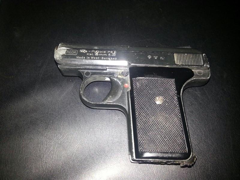 Pistolaarmaalvedro