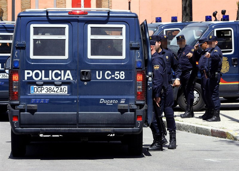 Policiafurgon