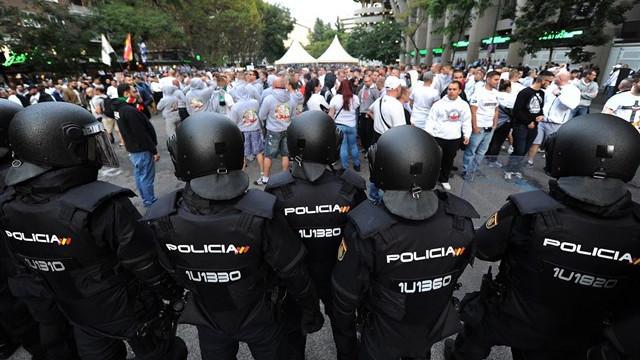 Policiahooligans
