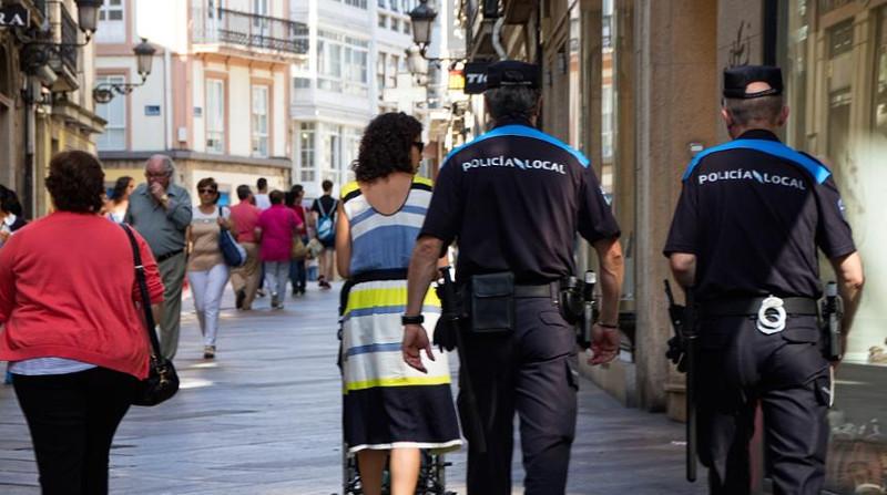 Policialocalcalle