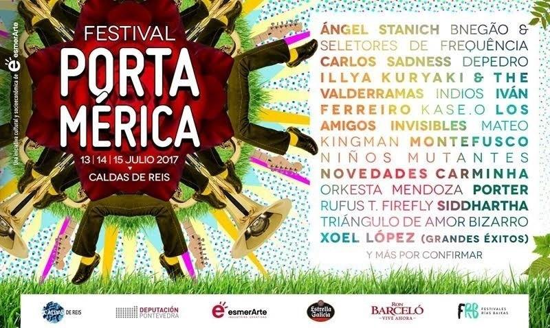 Portamericafestivalcaldasdereis