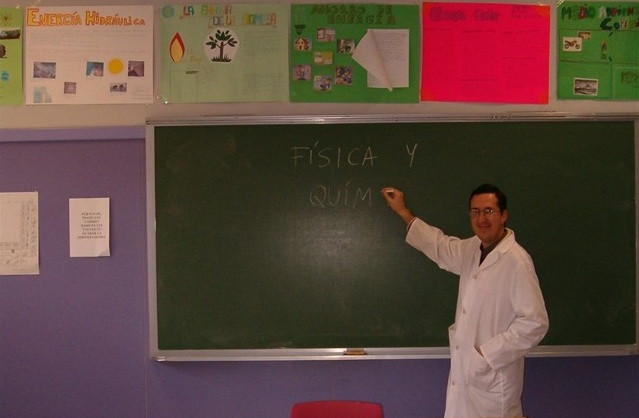 Profesoraulafisicayquimica