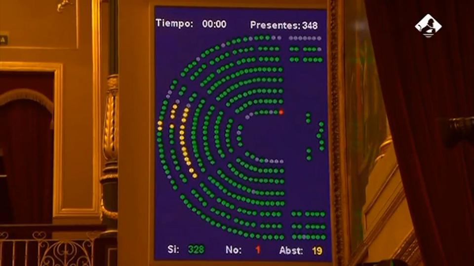 Rajoyvotaencontraenmienda