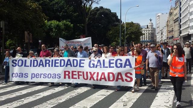 Refugiadosmanifestacion