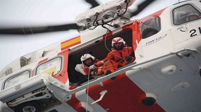 Salvamentohelicoptero