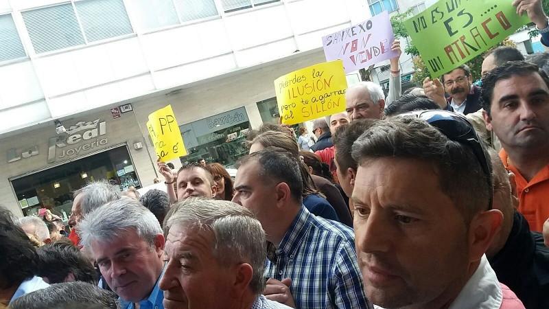 Sanxenxoprotesta