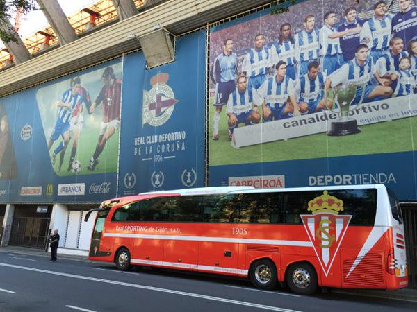 Sportingdeporautobus