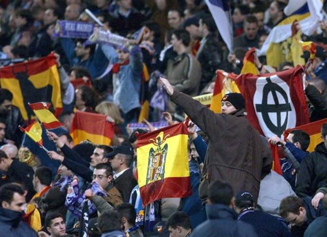 Ultrasfutbolespaolhooligans