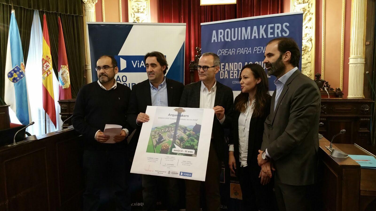 Viaquaourensearquimakers