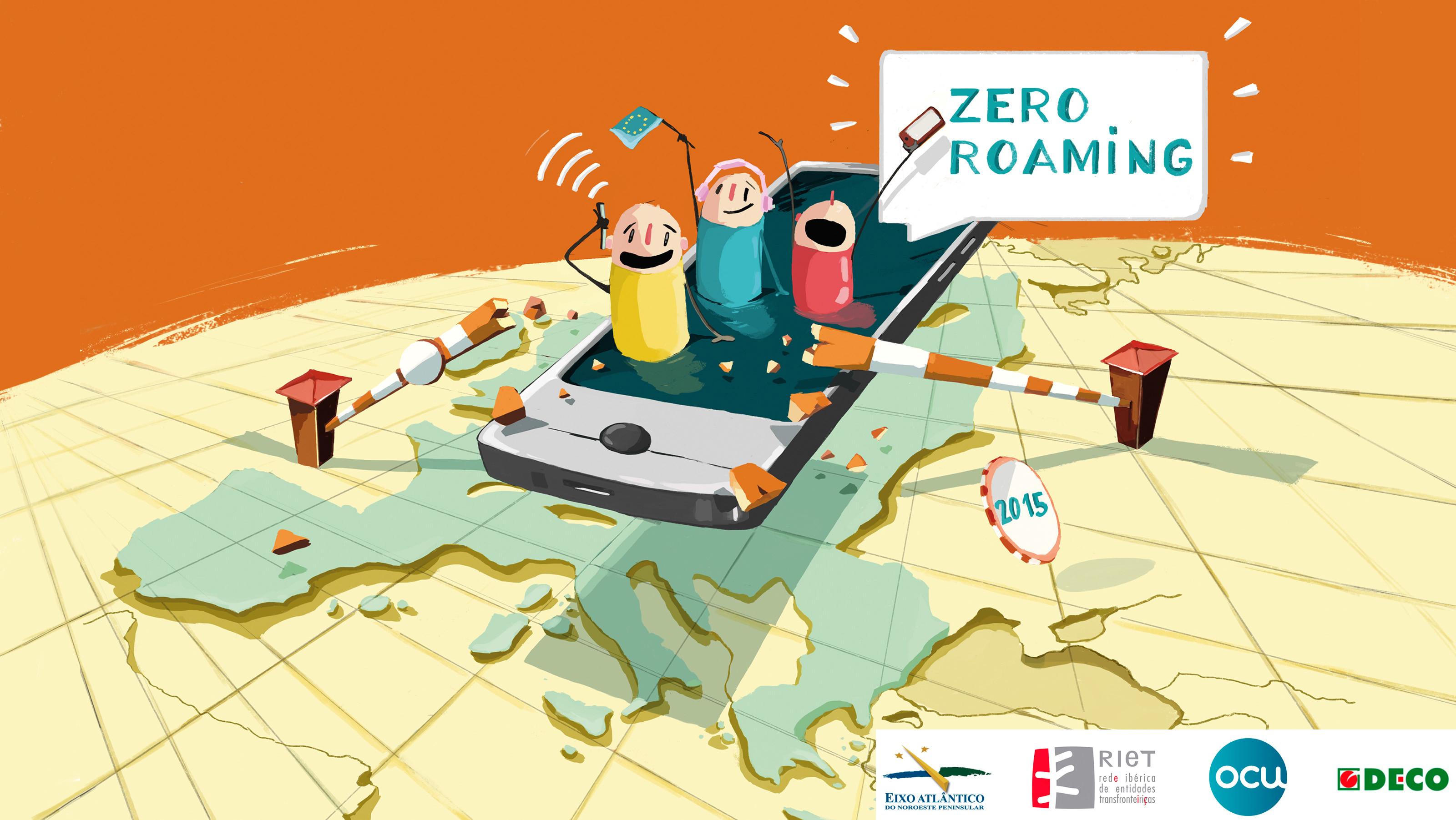 Zero roaming imagen