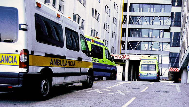 Ambulanciashospital