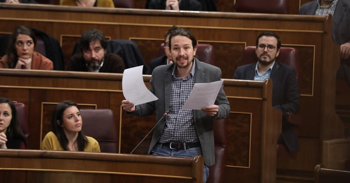Pablo Iglesias papeles