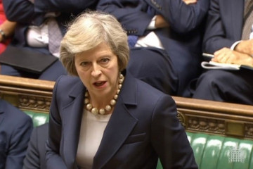 Theresa may house of commons 16042018 2
