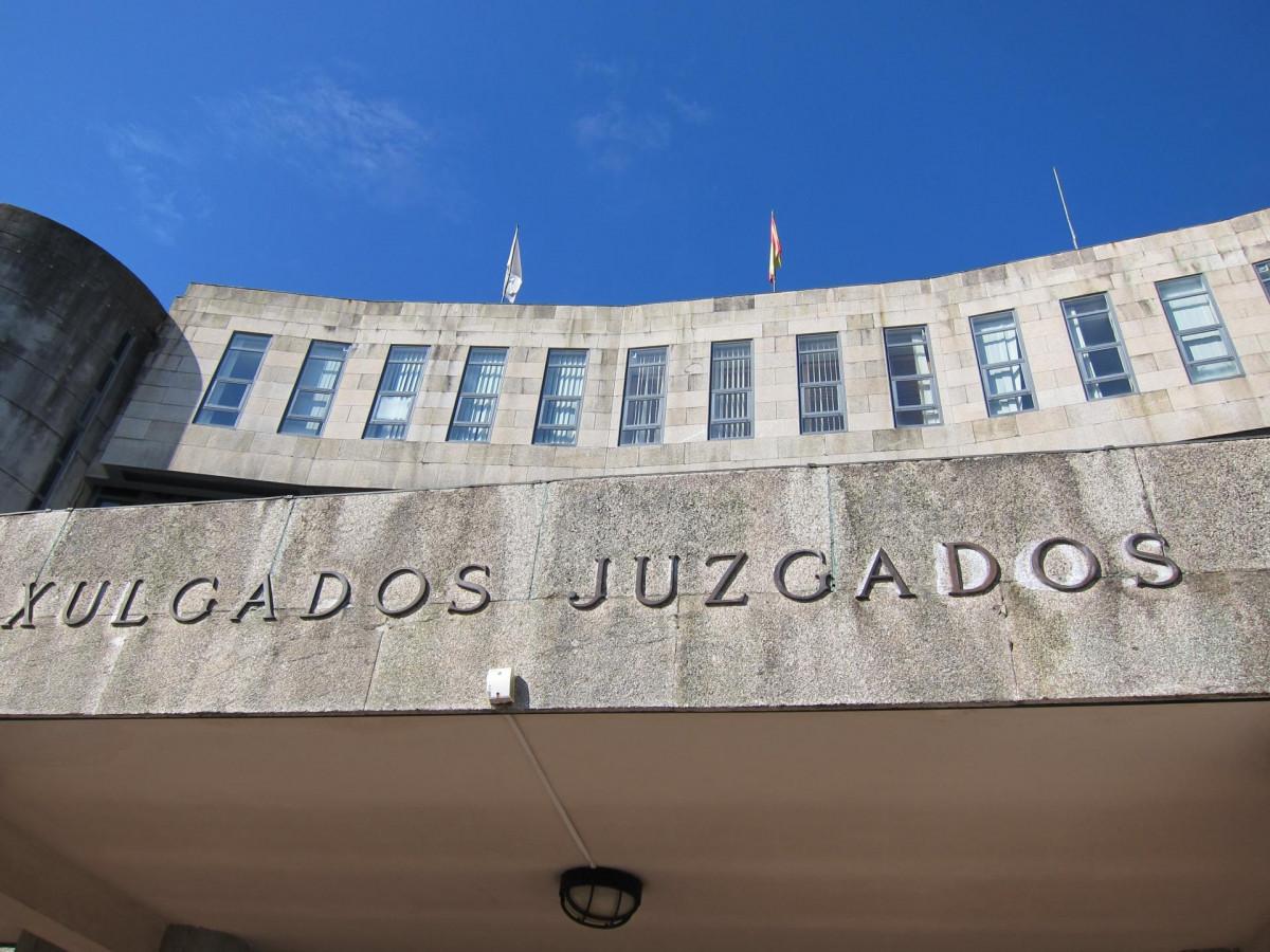 Os asuntos pendentes nos xulgados e tribunais galegos aumentaron un 21,3% ao peche de 2018
