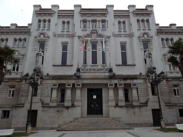 Palacio de justicia vigo