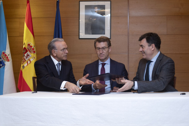 Xunta y La Caixa refuerzan su colaboración