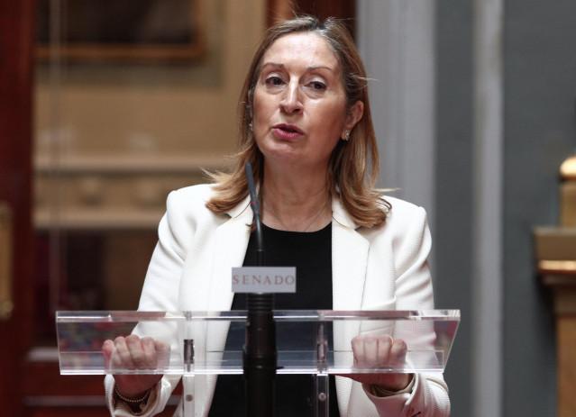 La vicepresidenta primera del Congreso de los Diputados, Ana Pastor