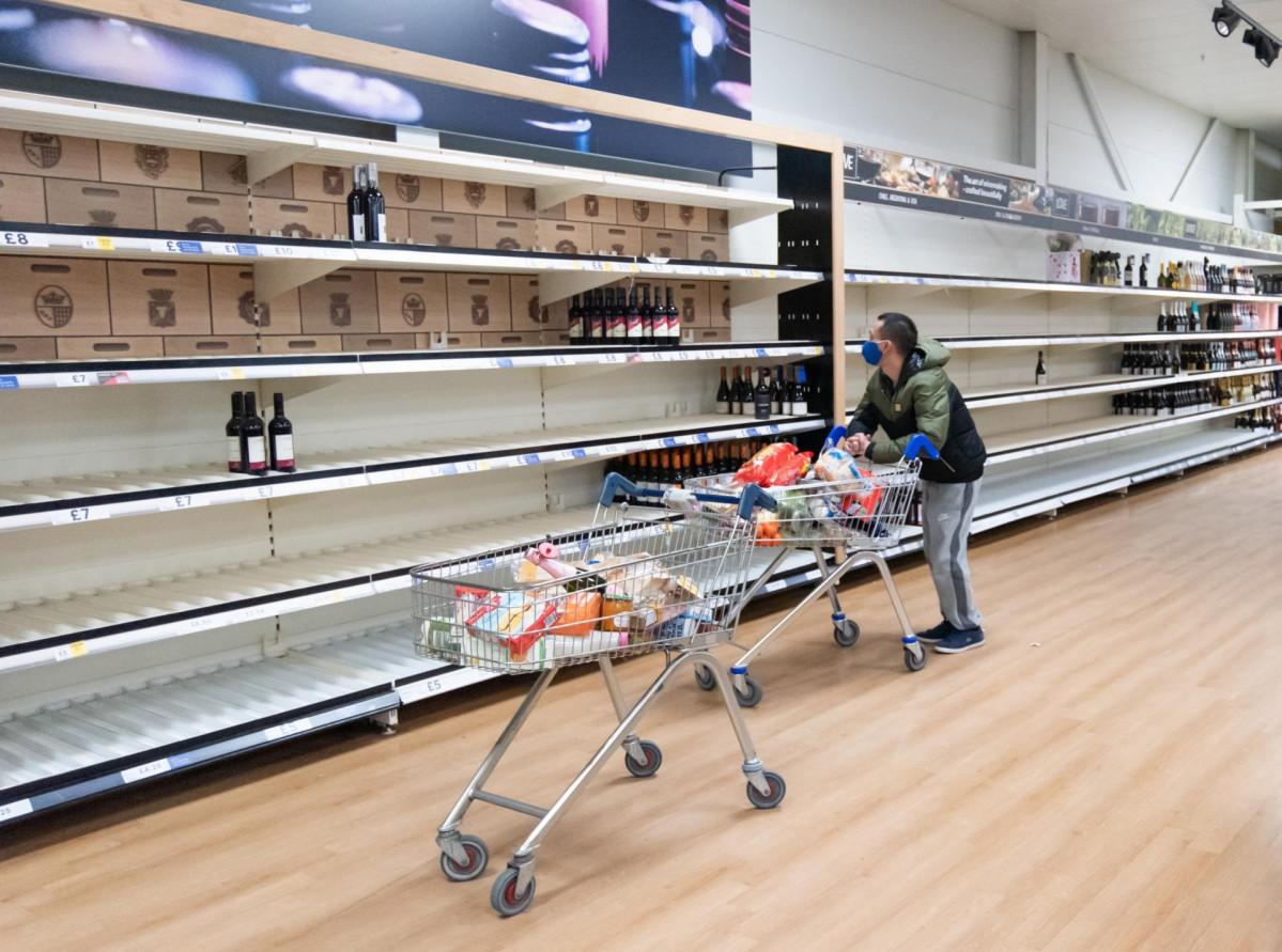 Supermercado de Londres