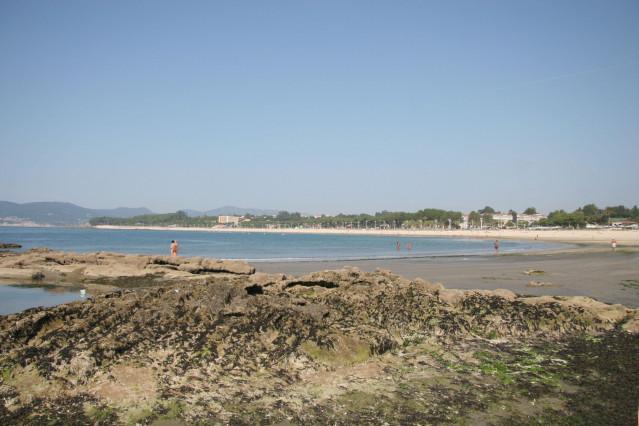 Playa de Samil (Pontevedra)
