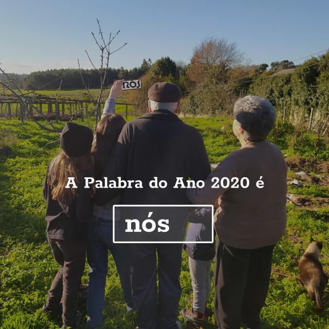 Nós, palabra del año en Galicia