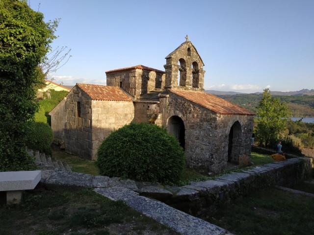 Iglesia de Santa Comba de Bande (Ourense)