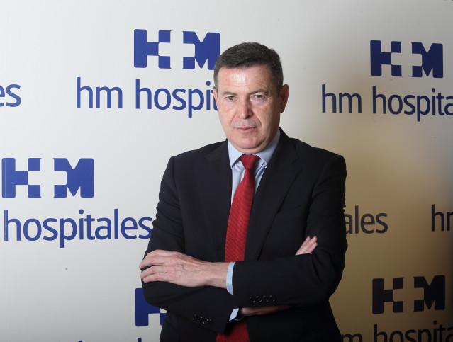 Ángel Fernández Albor, nuevo presidente de la sociedad HM Hospitales de Galicia.