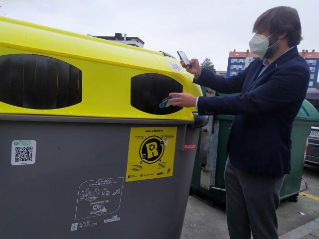 Presentación de la iniciativa 'Reciclos' en Santiago
