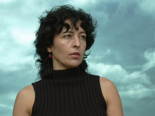 Imagen de la autora a la que este año se le dedica el Día das Letras Galegas, Xela Arias