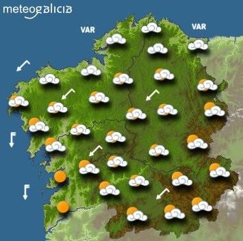 Predicciones meteorológicas