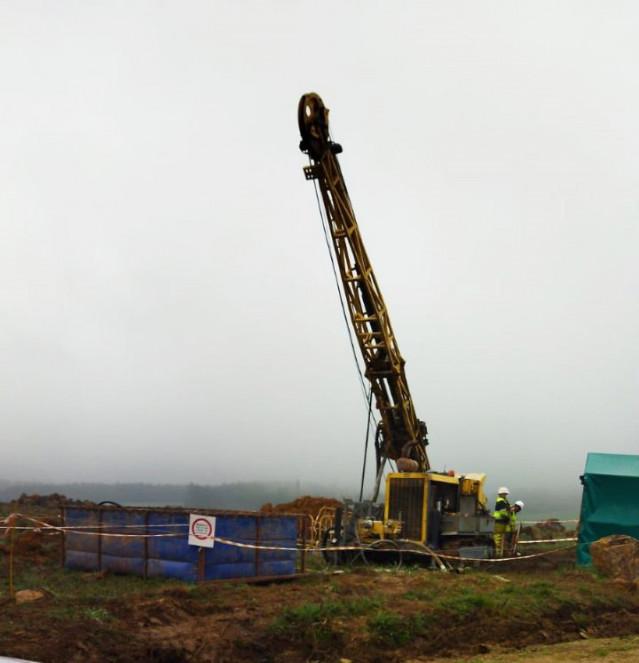 El Sindicato Labrego Galego y colectivos ecologistas denuncian prospecciones mineras