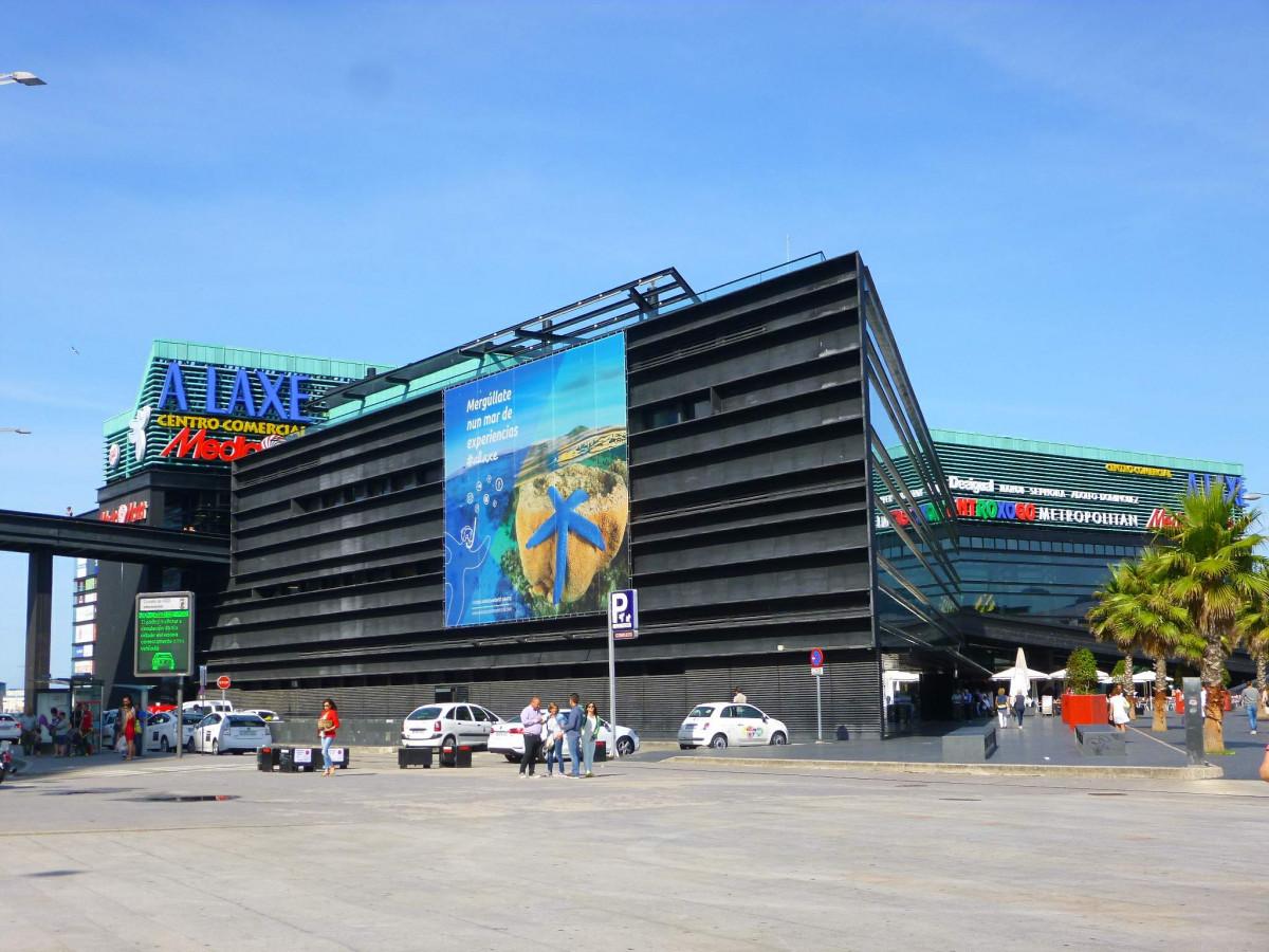 Vigo tendrá una sala de casino en A Laxe